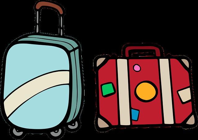 kufr a zavazadlo