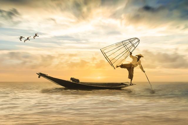 rybář