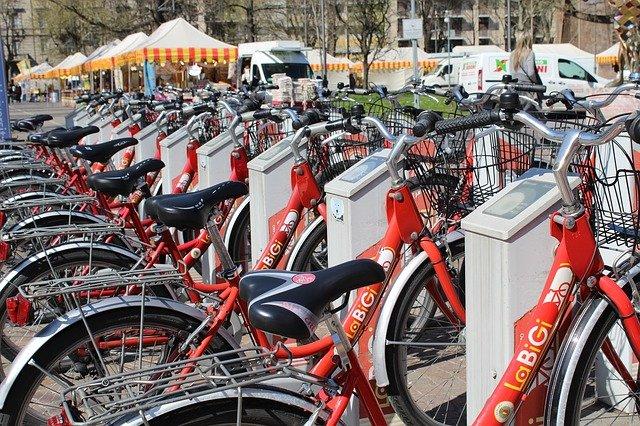 Bikesharing v Žiline