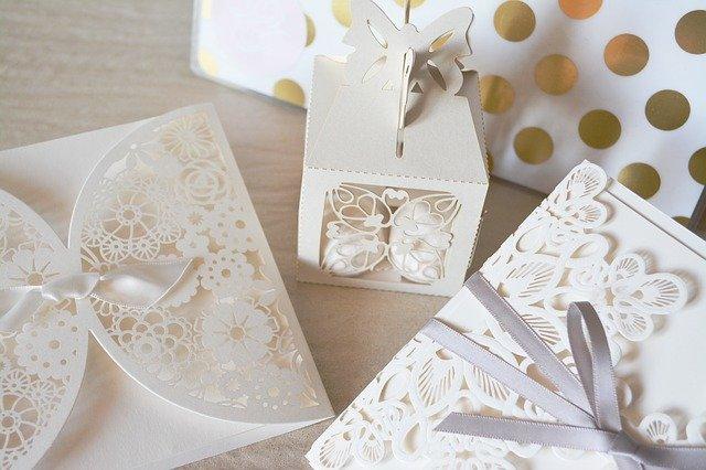 Elegantné a vkusné svadobné pozvánky
